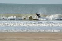 surf a Etretat