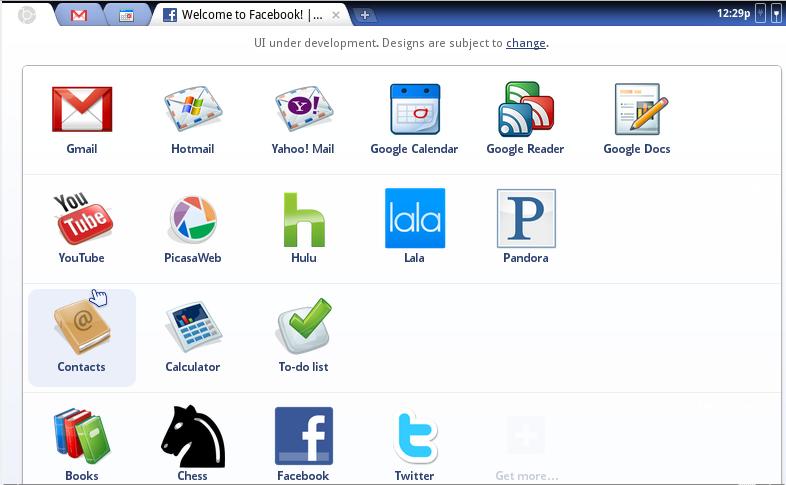 Chrome Techa: Desktop is now accessible in Chromium OS