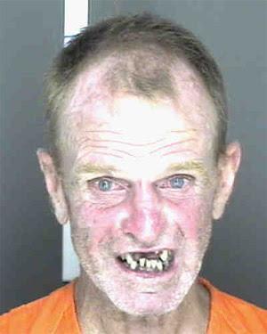 THE ODD REPORT: Florida Mug Shots, Always Good For A Look!