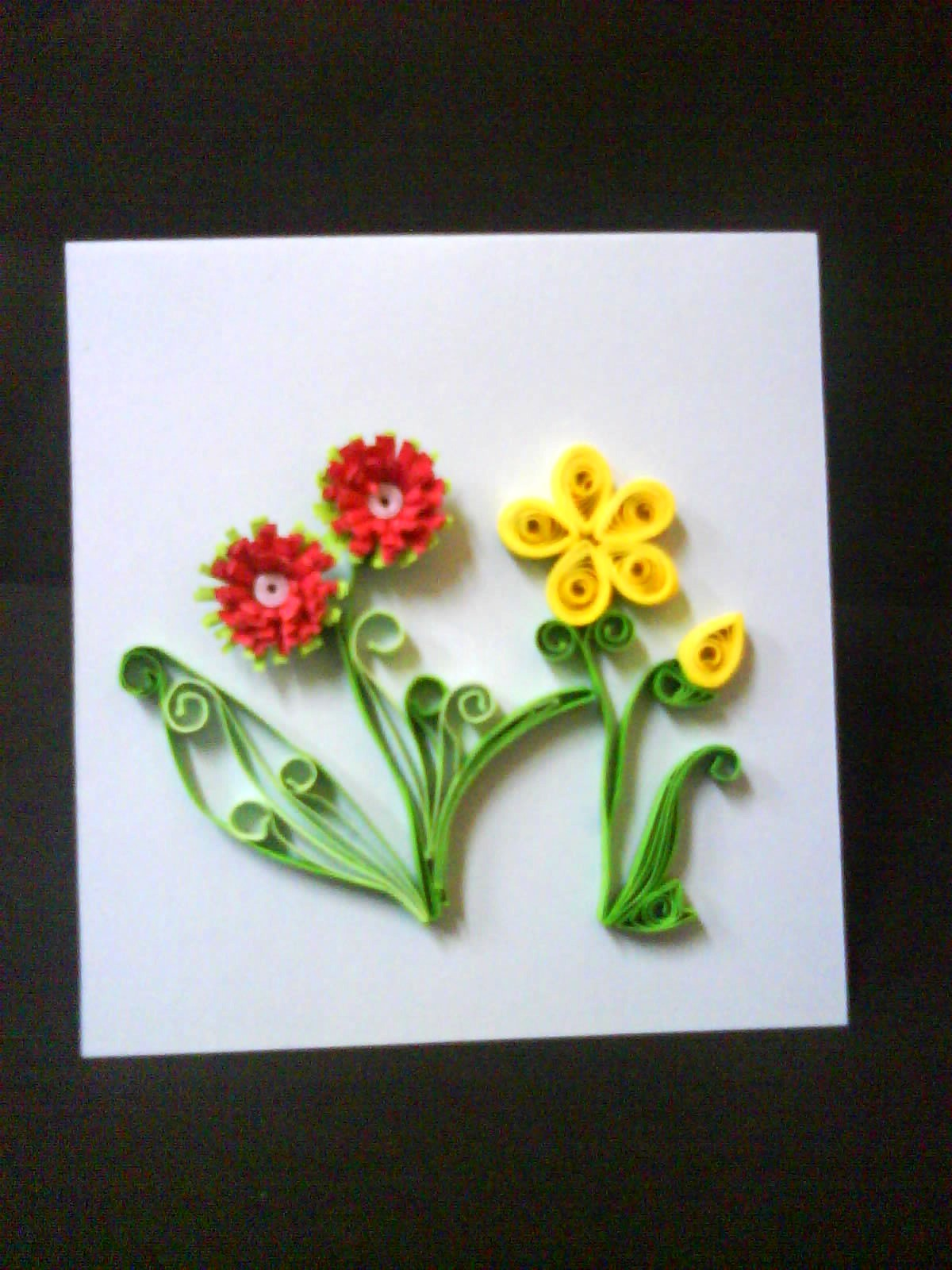 crafty diva's quilling cards
