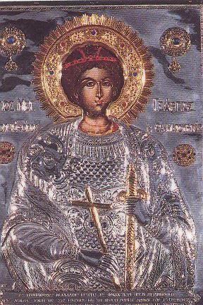 Αποτέλεσμα εικόνας για αγιος γεωργιος φανερωμενος αγιο ορος