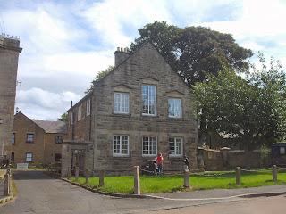 Rothbury Church House