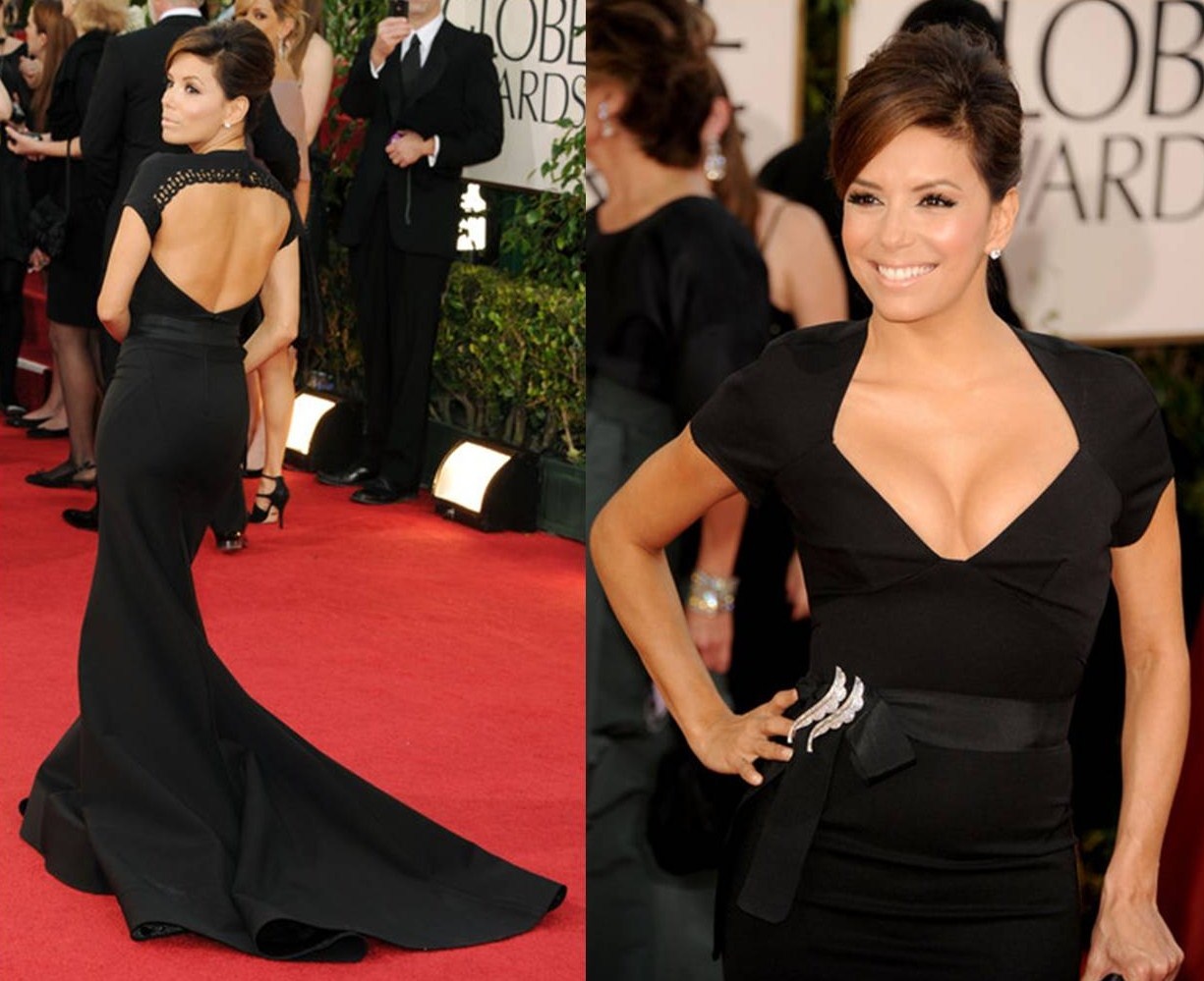 Golden Globes 2013: Fake Fashion Not