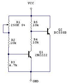 Dilshan R Jayakody's Web Log: Simple Variable Zener Diode