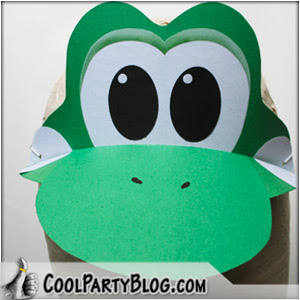Birthday Party Ideas  Yoshi Party Hats 6da5b14b1ad