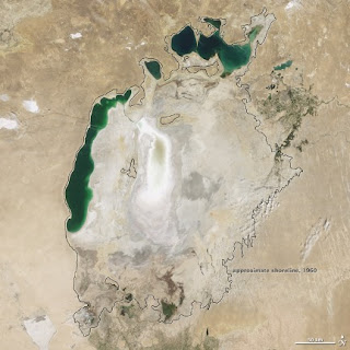 1960 - 2009. Un desastre en una sola foto.