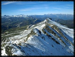 Pico Tres Mares, un trifinio espectacular