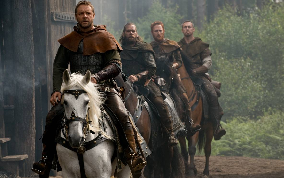 Robin Hood Film 2010