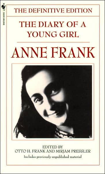 The Children's War: The Diary of a Young Girl by Anne Frank