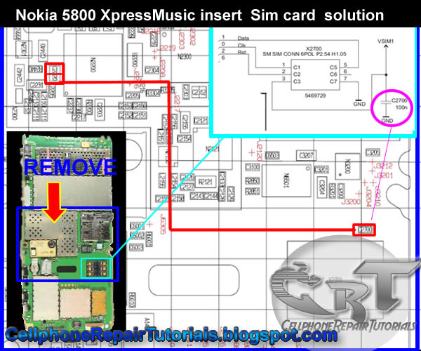 Sim Card Reader Circuit Diagram Pdf Diagram