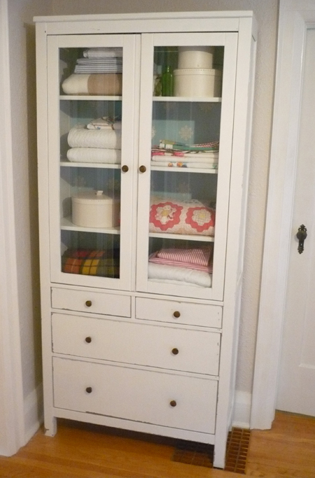 Falls Design Diy Linen Closet From Box To Charm