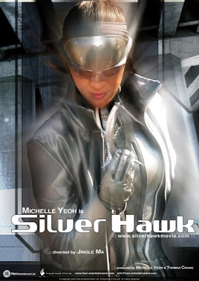 Poster Of Silver Hawk 2004 Full Movie Download 300MB In Hindi English Dual Audio 480P Compressed Small Size Pc Movie movies365.in