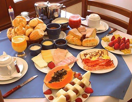 Beto Barreiros » Arquivo » Café da manhã reforçado pode não ajudar ...