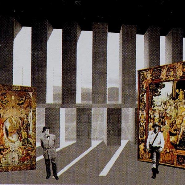 Mansilla Tunon Royal Collections Museum: 5 . Mansilla+Tuñón