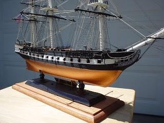 John's Plastic Ships: Model Ships I've Built