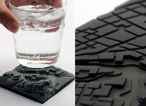 extraordinary inspiration drink coaster. Fred s Clumsy Coasters SOMETHING AMAZING  15 Cool Coaster