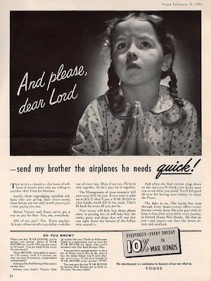 Coolpics 15 Fascinating World War Ii Vintage Ads Amp Posters