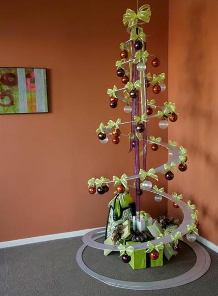 Optic Fiber Christmas Tree