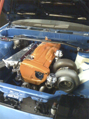 RB26 GT5591 Build Up - Nissan Skyline GT-R s in the USA Blog