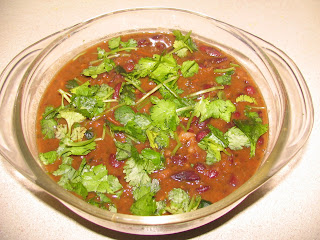 images for Rajma Gravy Recipe