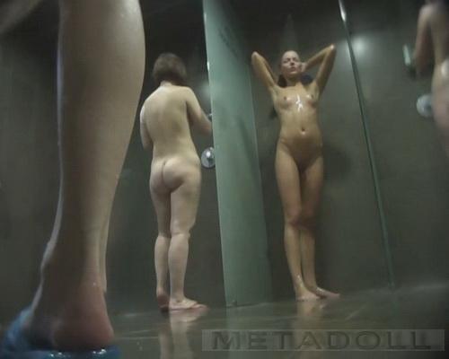 видео пловчихи в раздевалке - 1
