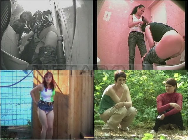 Деревенскую девушку скрытая камера