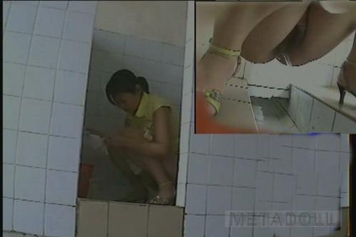 Китай Туалет Порно