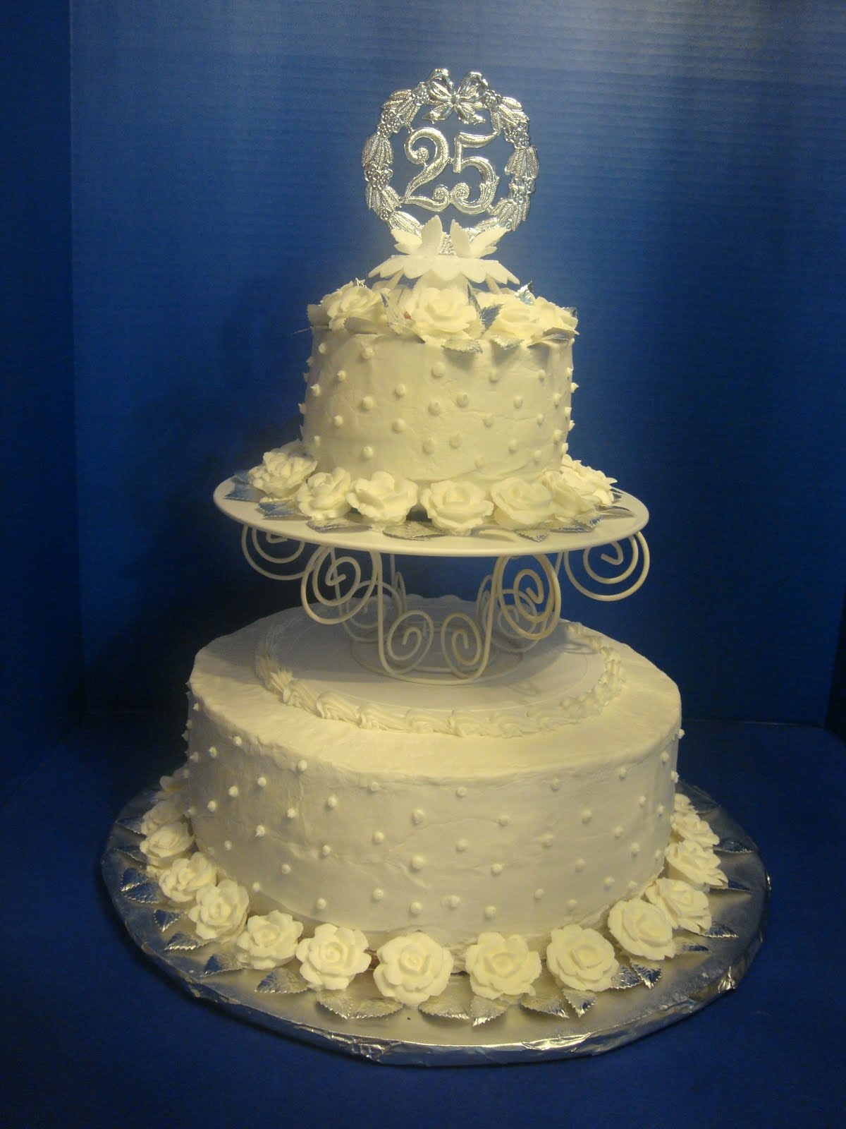 Cake Design For 25th Anniversary Milofi Com For