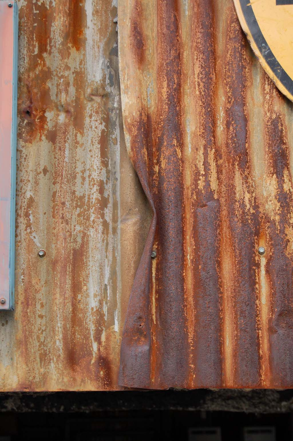 The Perfect Slum Corrugated Steel