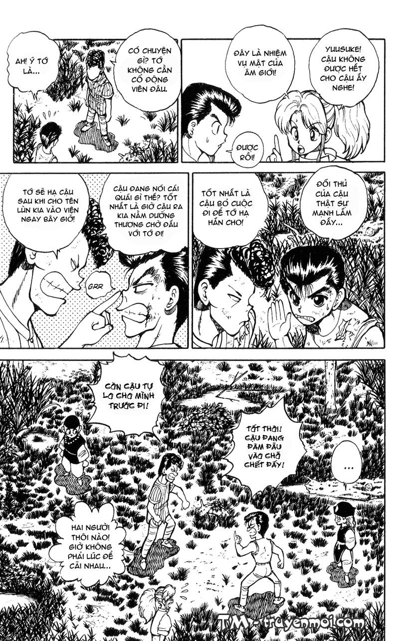 Hành trình của Uduchi chap 030: shorin = randou trang 4