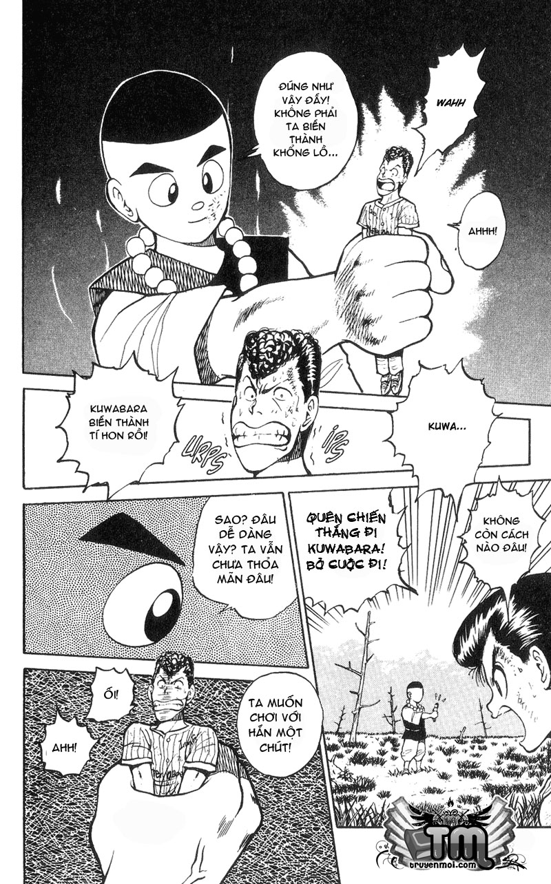 Hành trình của Uduchi chap 030: shorin = randou trang 15