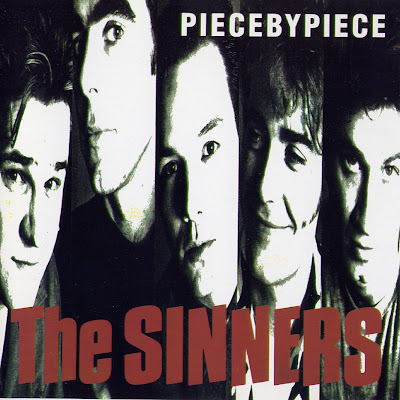 "#458. The Sinners ""Barbed wire heart"", 1990"