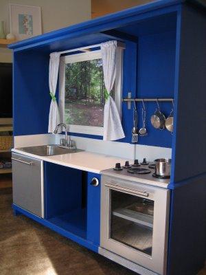 Dream Within Reach Kids Kitchen Diy