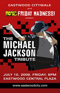 Michael Jackson, Eastwood City