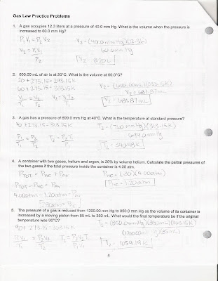 Accelerated Chemistry: States of Matter Packet
