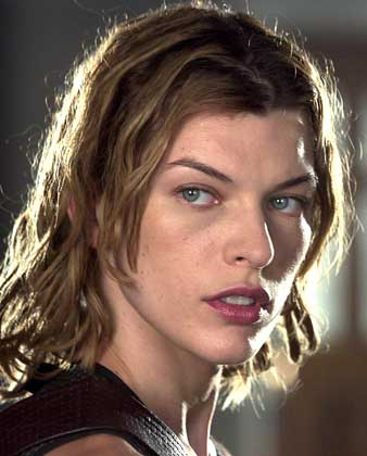 Milla Jovovich Wallpapers and Photos 2009