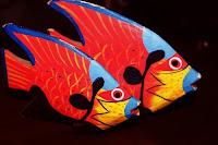peces de madera