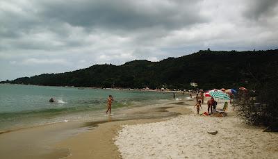 praia daniela florianopolis