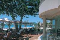 hospedaje en playa de Bombas