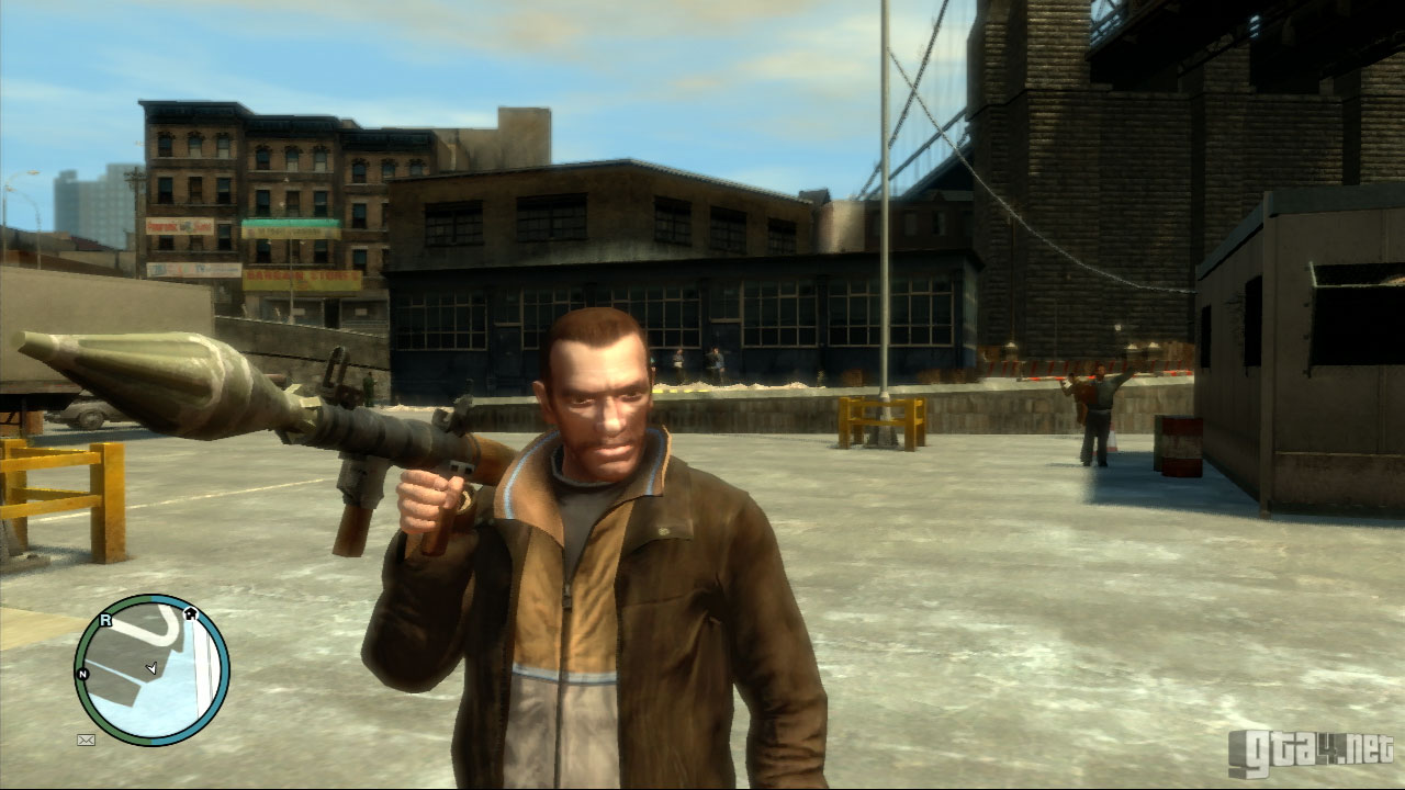 Blessed are the Geeks: Grand Theft Auto IV