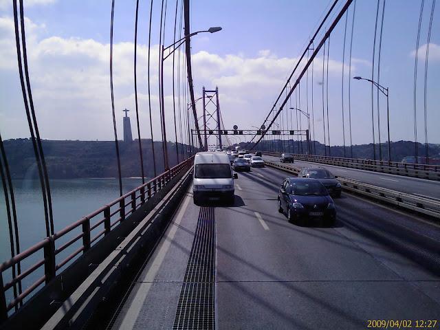 Ponte 25 de Abril, Lisboa