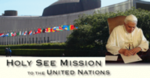 Holy See Mission at UN