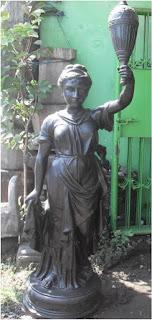 Patung perunggu Ghislandi