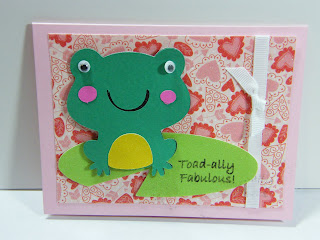 Toad-Ally Fabulous!