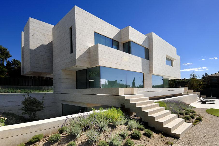 Soy arquitectura que es la arquitectura minimalista for Arquitectura moderna minimalista
