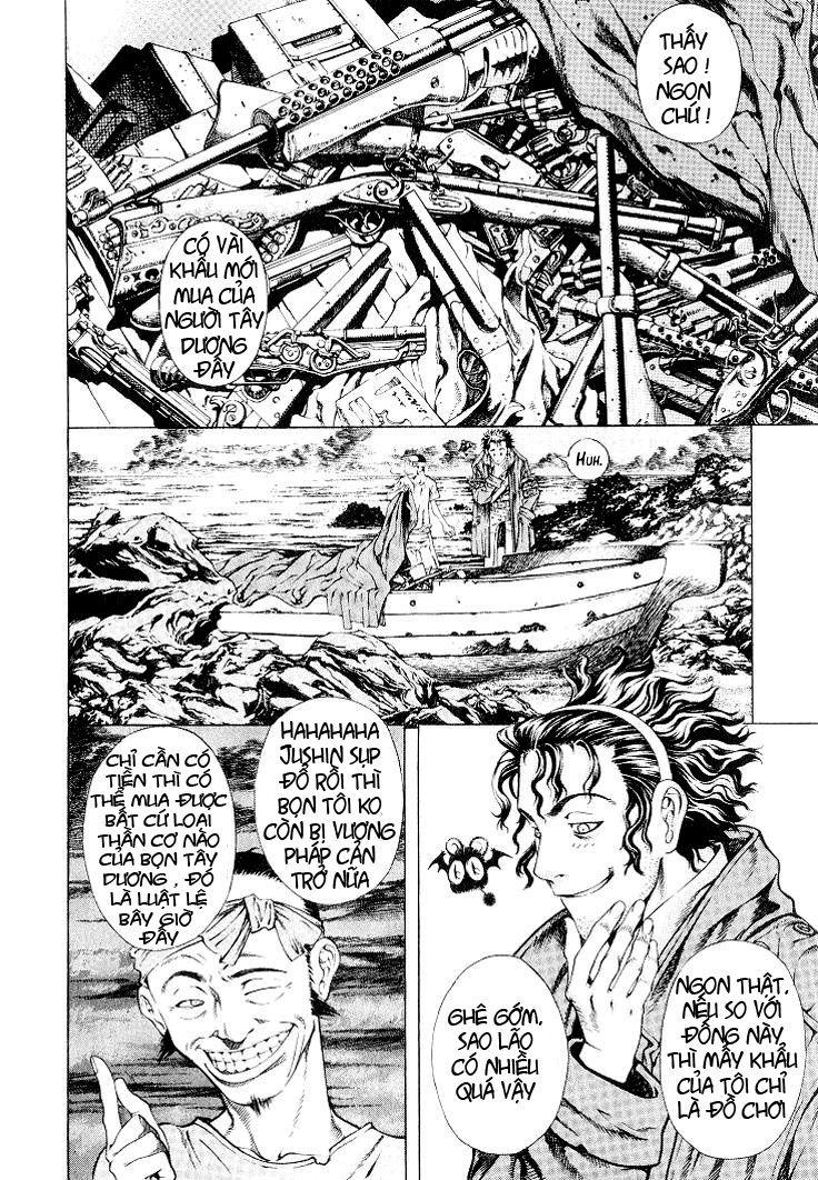 Ám Hành Ngự Sử chap 8 trang 5