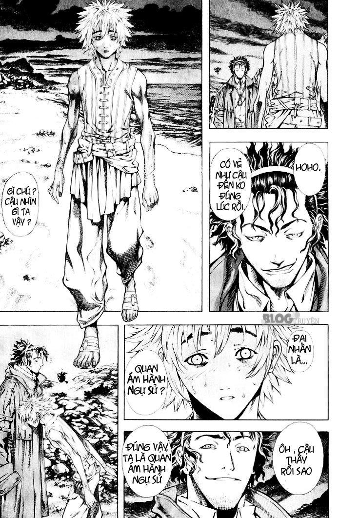 Ám Hành Ngự Sử chap 8 trang 8