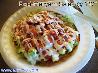 Review Kebab Y&Y Cafe