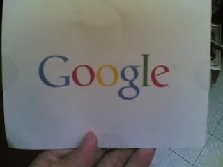 Dapat Surat Google