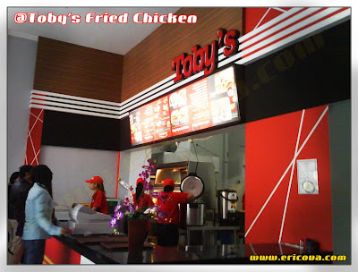Review Toby Fried Chicken